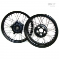 Roues STS Tubeless Complete R1200 GS Noir