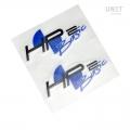 HP2 autocollants de base