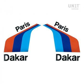 Stickers sport automobile PARIS DAKAR