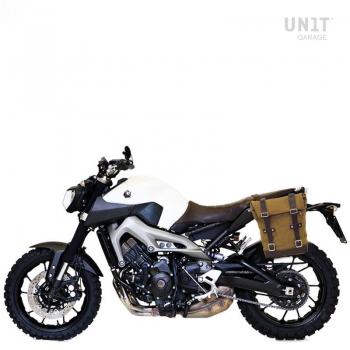 Sacoche latérale en toile + cadre Yamaha SX