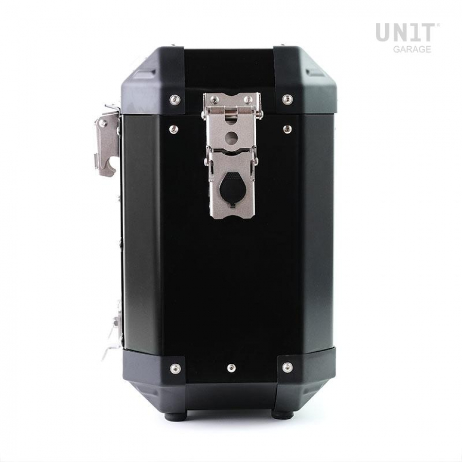 Sacoche latérale Unitgarage en aluminium 37L