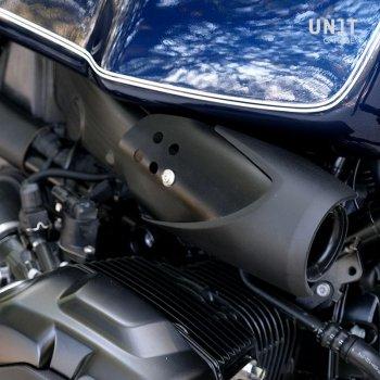 Carbon él rec tube d'aspir d'air pur