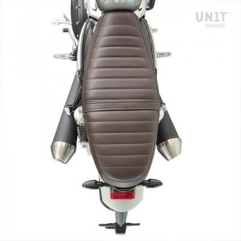 Housse de siège en cuir (siège long)