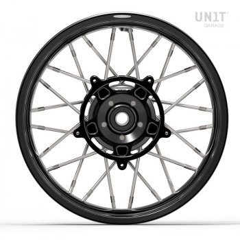 Paire de roues à rayons NineT 48M6