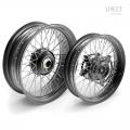 Paire de roues à rayons NineT Racer & Pure 48M6