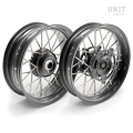 Paire de roues à rayons NineT Scrambler 24M9