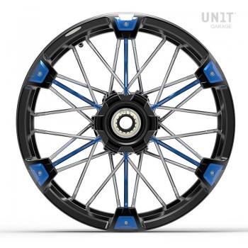 Paire de roues à rayons NineT Scrambler 24M9 SX-Spider tubeless