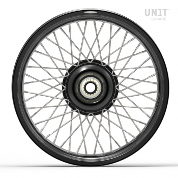 Paire de roues à rayons NineT Scrambler 48M6