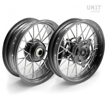 Paire de roues à rayons NineT UrbanGS 24M9