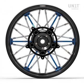Paire de roues à rayons NineT UrbanGS 24M9 SX-Spider Tubeless