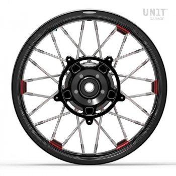 Paire de roues à rayons NineT UrbanGS 24M9 SX Tubeless
