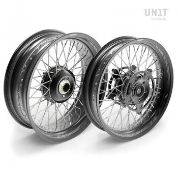 Paire de roues à rayons NineT UrbanGS 48M6