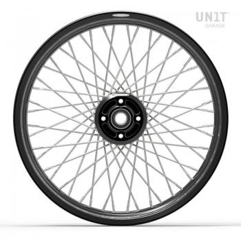 Paire de roues à rayons R100RS 48M6 (FREIN À DISQUE)