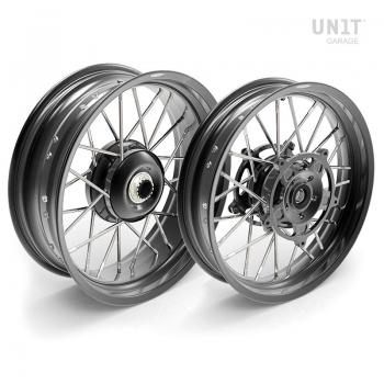 Paire de roues à rayons R1200R 24M9