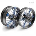 Paire de roues à rayons R1200R 24M9 SX-Spider Tubeless