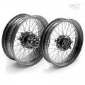 Paire de roues à rayons Triumph Thruxton 48M6