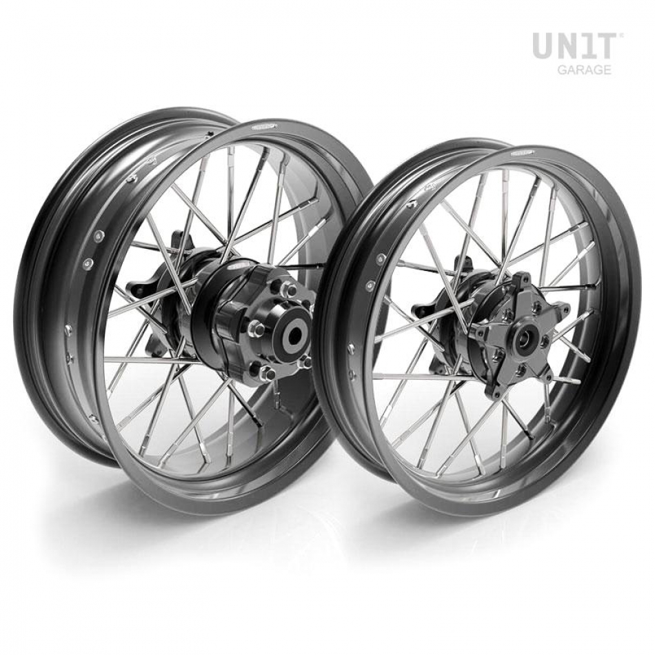 Roues à rayons Yamaha MT09 ABS 24M9