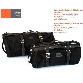 Kalahari 25L Canvas Duffle Bag