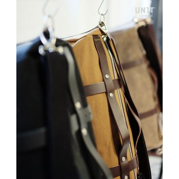 Kalahari 43L Canvas Duffle Bag