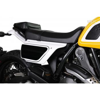 Côté kits Ducati Ducati Fuoriluogo pour silencieux bas