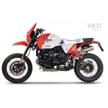 panneaux latéraux kit nineT Paris Dakar GR86