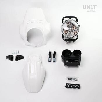 Kit phares PRO FENOUIL (noir mat) R850R-R1100R
