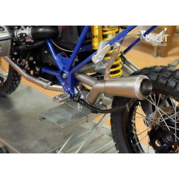 Kit complet en acier inoxydable HP2