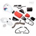 Kit NineT PARIS DAKAR avec accessoires