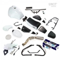 Kit NineT PARIS DAKAR HA83 avec accessoires