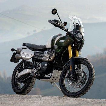 Silencieux Triumph 1200XC & XE