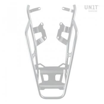 Porte-bagages arrière NineT pour topcase