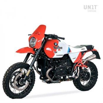Kit siège passager Paris Dakar GR86