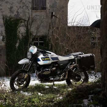 Char Paris Dakar GR86