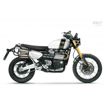 Cadres Triumph 1200 XC & XE pour sacoches aluminium